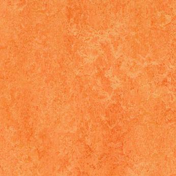 Forbo Marmoleum Real 3241 Orange sorbet