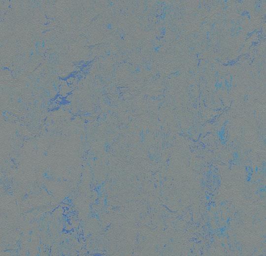 Marmoleum Concrete 3734 Blue Shimmer