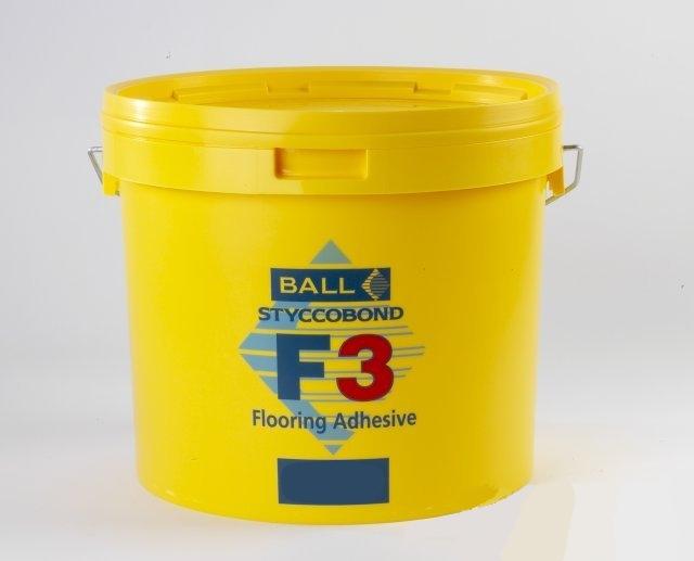 F. Ball F3 Tapijtlijm