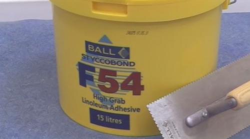 F. Ball Marmoleum lijm