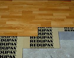 Redupax ondervloerplaten